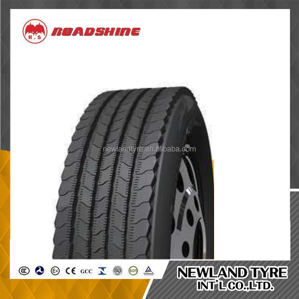 Roadshine RS615 light truck tyre bus tyre215/75R17.5 tbr for sale