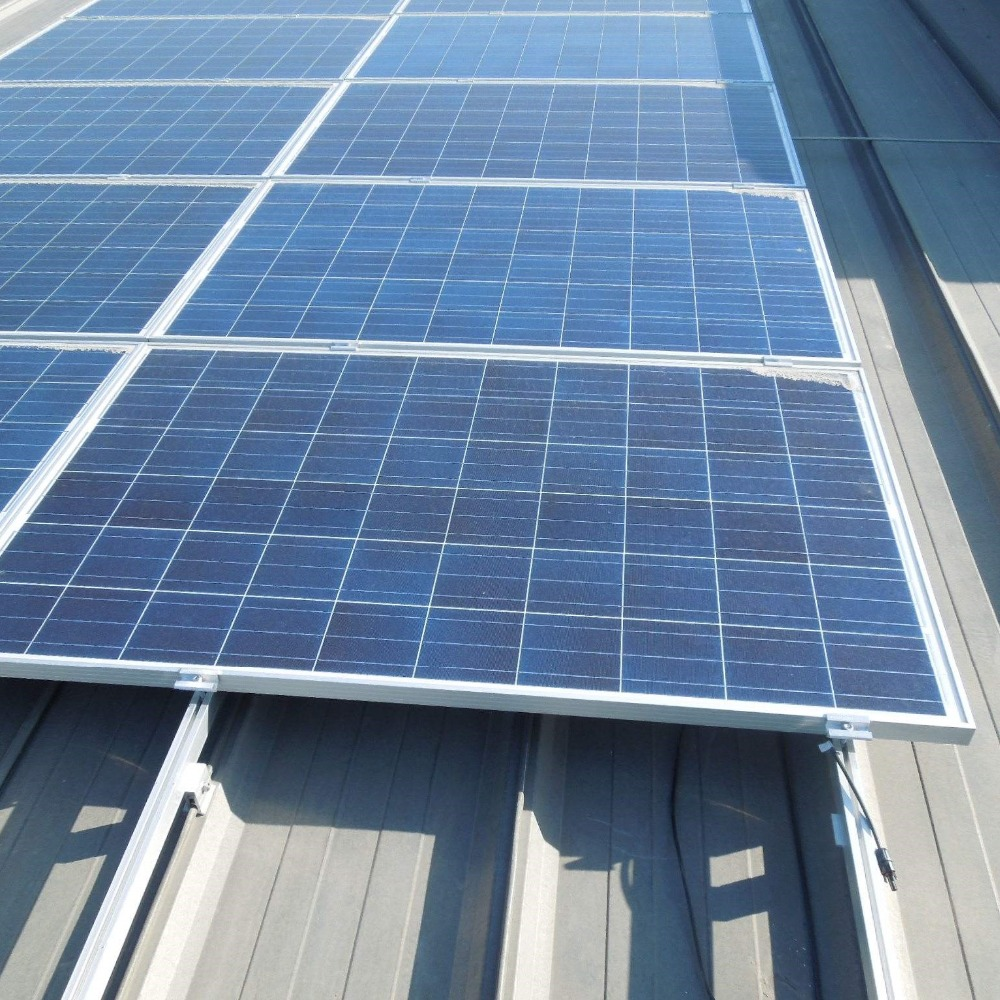 solar panel with solar panel support structures from solar panel importers