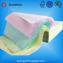 Factory price recycled photocopy multi-ply continuous computer paper