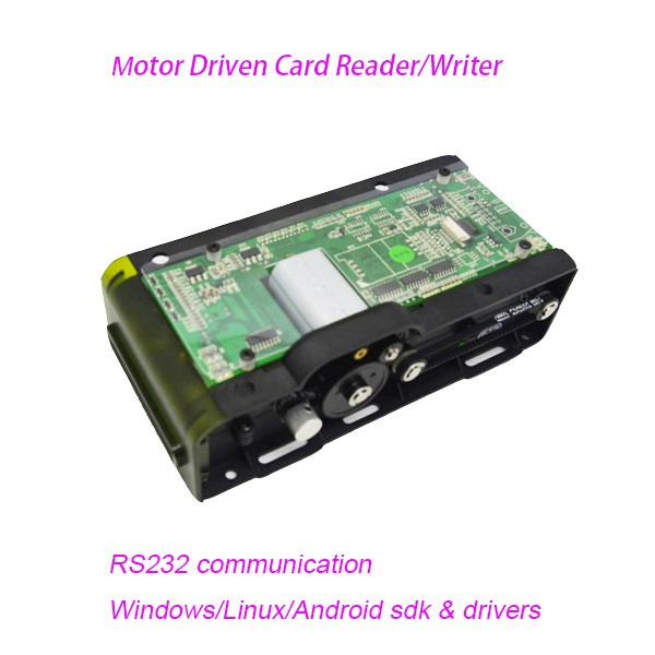 Automatic Card Reader ~ Iso a b rs automatic card reader for self service