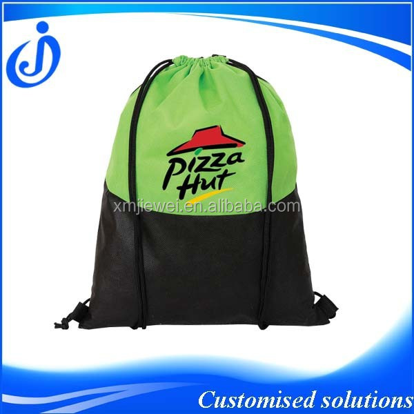 Cheap Non Woven Drawstring Bags With Logo