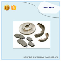 auto brake system for toyota pad disc brake shoe
