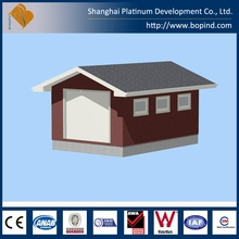 Prefabricated Outdoor Parking Shed