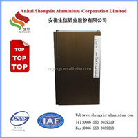 6063 T5 bronze anodizing aluminum extrusion profiles for windows and doors