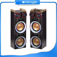 Nice Design stage speaker box,bluetooth pa system