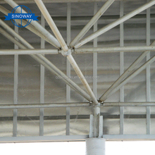 OEM designs custom sizes steel roof construction , high quality small houses structures Steel