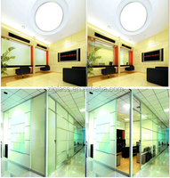 Adjustable electric window tinting film, smart tint, switchable privacy film