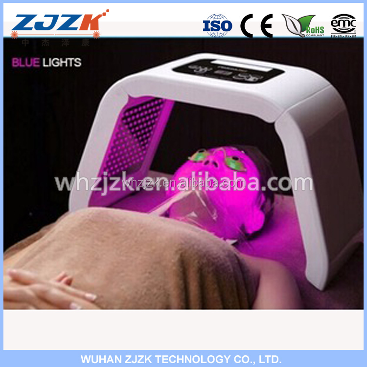 pdt led photodynamic therapy beauty instrument led skin treatment light mask therapy system factory led therapy