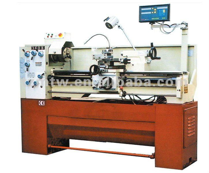 HIGH PRECISION AND HIGH-SPEED MEDIUM-DUTY GAP BED TURNING LATHE MACHINE CD360B