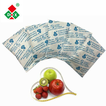 Food Grade Ethylene Absorber Supplier