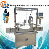 electric cigarette oil ,eye drop liquid filling capping machine