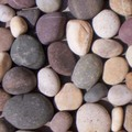 Cobbles and pebbles