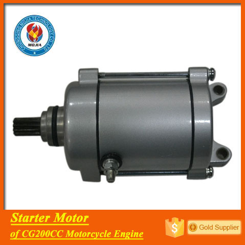 factory sell quality 200cc spare parts tricycle motor