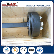 cheap light duty agricultural farm trailer axles parts