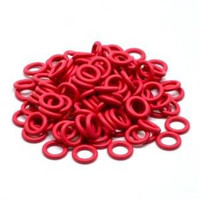 high quality manufacture customized silicone ring