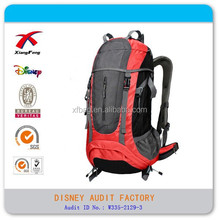 2015 Men&Women's Hiking&Camping Backpack Bags with Rain Cover