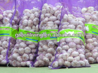 China garlic / 5.0cm normal white garlic 20kg mesh bag / Aimee