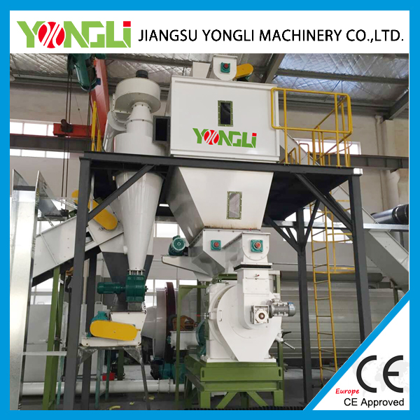 Wood Briquette machine Sawdust pellet making line