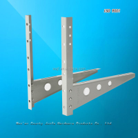 Metal air conditioner bracket suitable for 1.5HP air conditioner