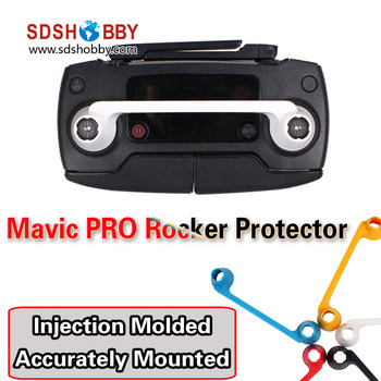 Mavic Pro Remote Controller Connected Rocker Protector Dual Siamesed Pitman Fixer Wear-Proof Waggling Resistant Joyst