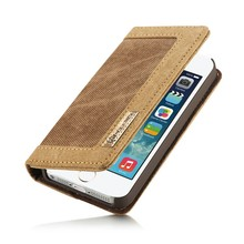 CaseMe For iphone 5 wallet case for iphone 5S leather case wallet cover for iPhone SE
