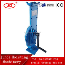 5TON 10TON mechanical jack for heavy-duty applications crank handle mechanical machinery Jacks ratchet steel