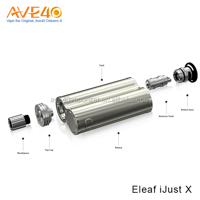 Eleaf Wholesale iJust X Kit Electronic Cigarette