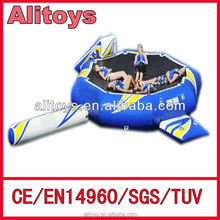 Ali 2015 EN15649 crazy large inflatable water toys