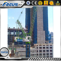 STL420 Shipping by container or RoRo mobile tower cranes