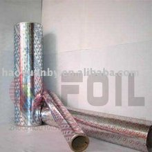 Printed aluminum foil roll 18 micron thickness aluminum foil