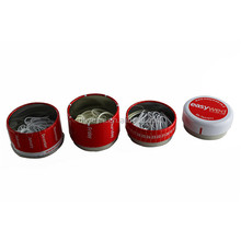 tin gift box ,tin boxes wholesale ,round metal tin box
