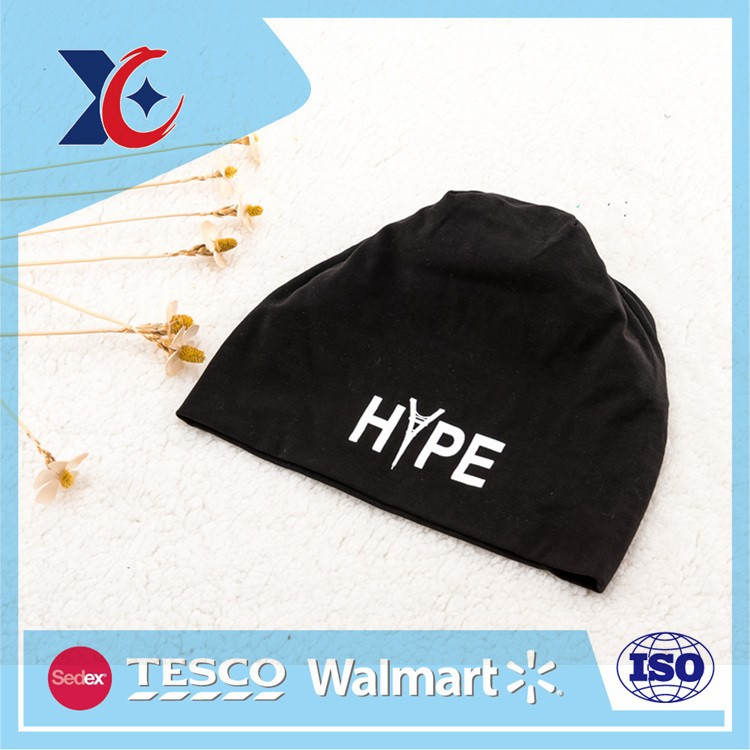 Popular Fashion Winter Knitted Hat wholesale beanie cap