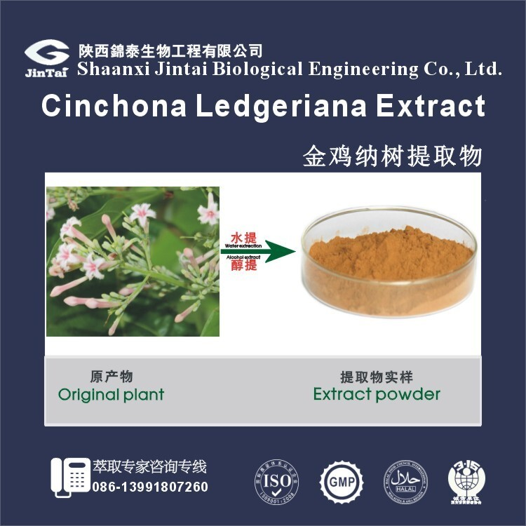 best price Cinchona bark extract quinine sulphate hcl