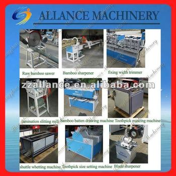 179 Hot sale hand operated bamboo stick making machine