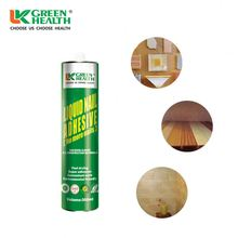 Odorless structural liquid nail free adhesive for building materials