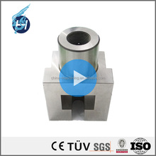 customized stainless steel 316/304/303 sheet pipe aluminum torque rod polyurethane bushing transformer with turning grinding