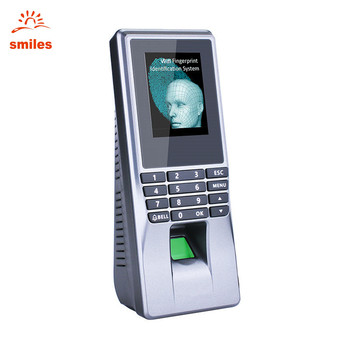 Wifi/U Disk Communication Fingerprint Recognition Time Attendance Access Control Devices