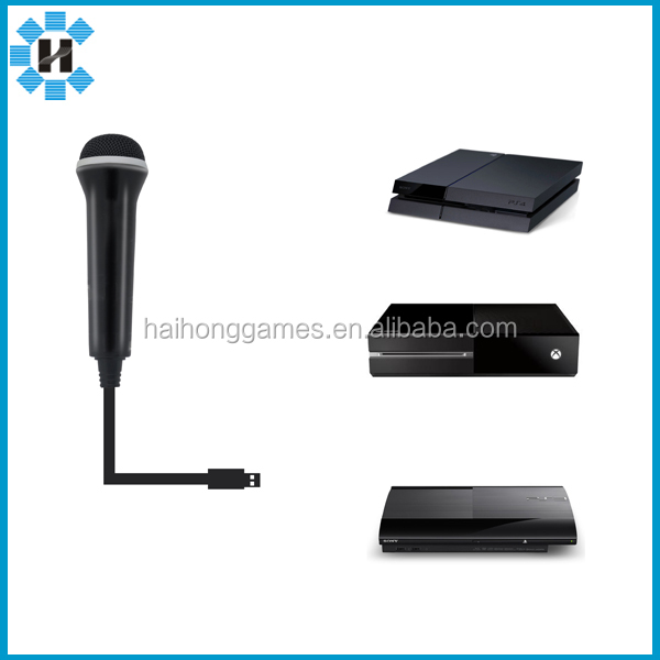 USB universal microphone for PS4