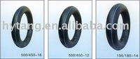 butyl and natural car inner tube 195/185-14