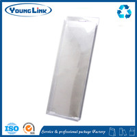 PVC/PP/PET cd dvd plastic boxes