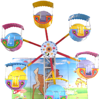 China manufacturer Theme park rides for sale ferris wheel