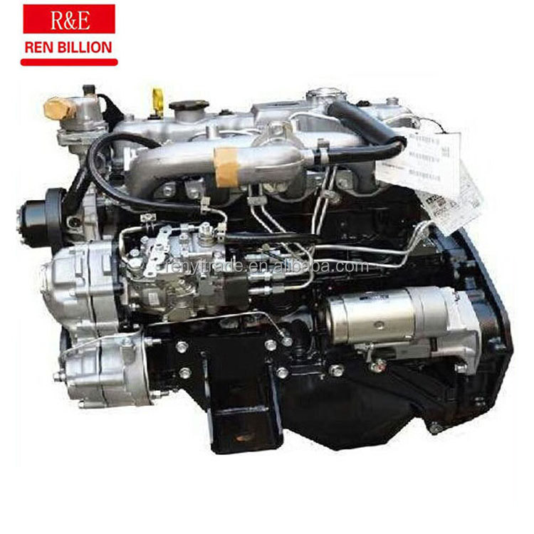 China Diesel Engine Used Isuzu China Diesel Engine Used