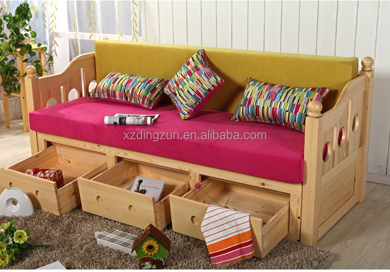 wooden sofa simple design ,price of sofa cum bed to pakistan