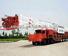 ZJ30/1700CZ Truck-mounted Drilling Rig