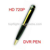 New HD Pen Camera Voice Video Recorder Built-in 4GB Pen 1280*720 Camcorder