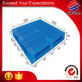 Popular interal steel plastic pallet for storage rack