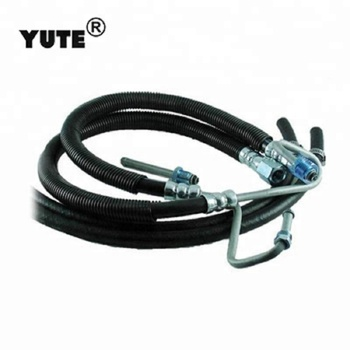 YUTE made 3/8 inch toyota auto parts power steering pressure hose with SAE J188