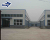 low costs GB standard light steel frame warehouse construction building design