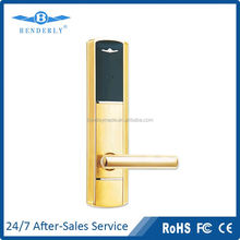 professional Hotel lock manufacturers, with a card lock,hotel/office/ household anti-theft lock