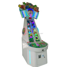 Big Rich Lottery Kids Ticket Crazy Arcade Game Machine Manufacturer